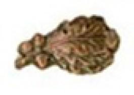 Oak Leaf Cluster - 1/8 inch Bronze