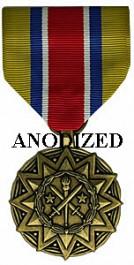 Reserve Components Achievement - National Guard - Large Anodized
