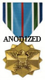 Joint Service Achievement Medal - Large Anodized