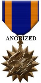 Air Medal - Large Anodized
