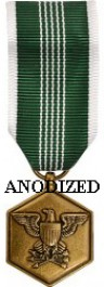 Army Commendation Medal - Mini Anodized