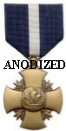Navy Cross Medal - Large Anodized