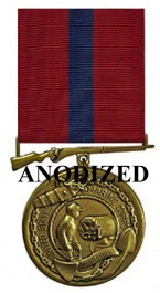 Good Conduct Medal - Large Anodized