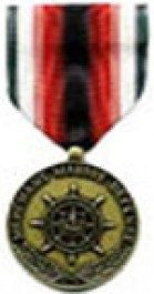 Merchant Marine Defense Medal Medal - Large for Merchant Marine Service