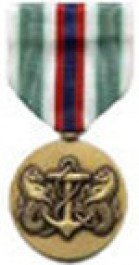 Merchant Marine Expeditionary Award Medal Medal - Large for Merchant Marine Service