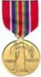 Merchant Marine Victory Medal - WWII Medal - Large for Merchant Marine Service