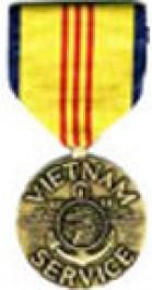 Merchant Marine Vietnam Medal Medal - Large for Merchant Marine Service