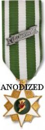 Vietnam Campaign Medal - Mini Anodized