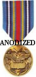 Global War on Terrorism Expeditionary Medal - Large Anodized