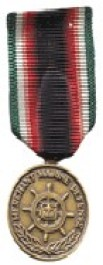 Merchant Marine Defense Medal Medal - Mini for Merchant Marine Service