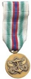 Merchant Marine Expeditionary Award Medal Medal - Mini for Merchant Marine Service