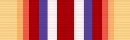 Merchant Marine Pacific War Zone Ribbon for Merchant Marine Service