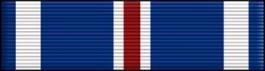 Distinguished Flying Cross Thin Ribbon