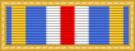 Joint Meritorious Unit Award - Large Frame - Thin Ribbon