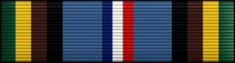 Armed Forces Expeditionary Service  Ribbon