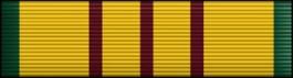 Vietnam Service Thin Ribbon