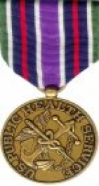 PHS Bicentennial Citation Medal - Large for Public Health Service Service