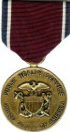 PHS Commendation Medal - Large for Public Health Service Service