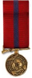 Good Conduct Medal - Mini