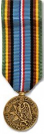 Armed Forces Expeditionary Medal - Mini