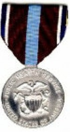 PHS Outstanding Service Medal - Large for Public Health Service Service