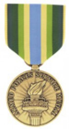 Armed Forces Service Medal - Large