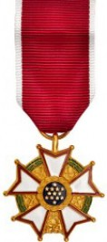 Legion of Merit Medal - Mini