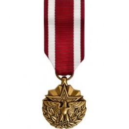 Meritorious Service Medal - Mini