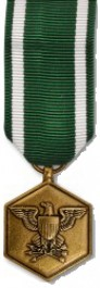 Navy and Marine Corps Commendation Medal - Mini