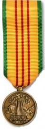Vietnam Service Medal - Mini