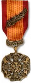 Vietnam Cross of Gallantry Medal - Mini