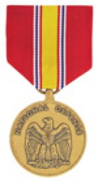 National Defense Medal - Large