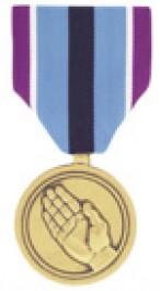 Humanitarian Service Medal - Large