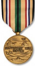 Southwest Asia Campaign Medal - Large