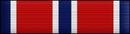 Organizational Excellence Award Thin Ribbon