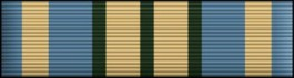 Military Outstanding Volunteer Service Ribbon