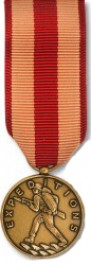 Marine Corps Expeditionary Medal - Mini