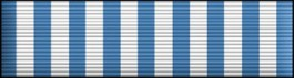 United Nations Service Thin Ribbon