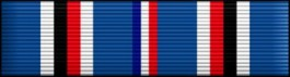 American Campaign Thin Ribbon
