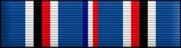 American Campaign Thin Ribbon
