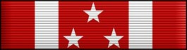 Philippine Defense Thin Ribbon