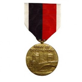 Army of Occupation Medal - Large