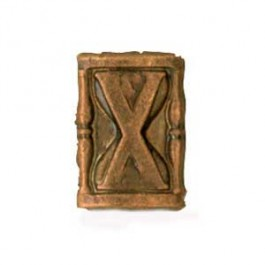 Hourglass Bronze - Miniature