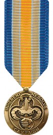 Inherent Resolve Medal - Mini