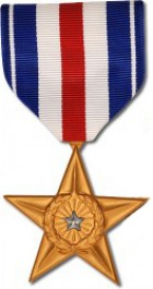 Silver Star Medal - Large
