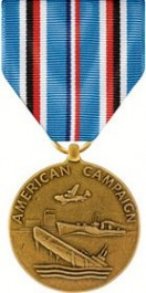 American Campaign Medal - Large