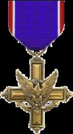 Distinguished Service Cross Medal - Large