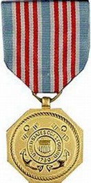 Coast Guard Medal - Large