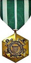 Coast Guard Commendation Medal - Large
