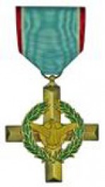 Air Force Cross Medal - Large for Air Force Service